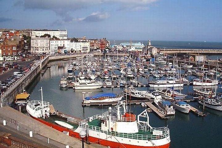 El Puerto turístico de Ramsgate - Curso de verano en Ramsgate (Sur de Inglaterra)